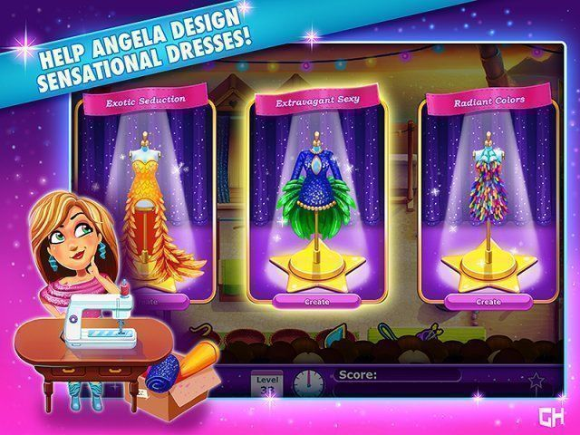 Fabulous: Angela's Fashion Fever. Collector's Edition - Screenshot 4