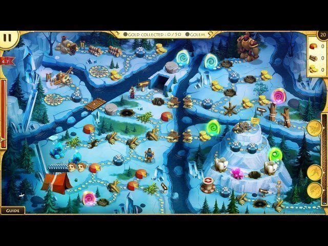 12 Labours of Hercules V: Kids of Hellas. Collector's Edition - Screenshot 2