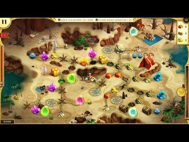 12 Labours of Hercules V: Kids of Hellas. Collector's Edition - Screenshot 7