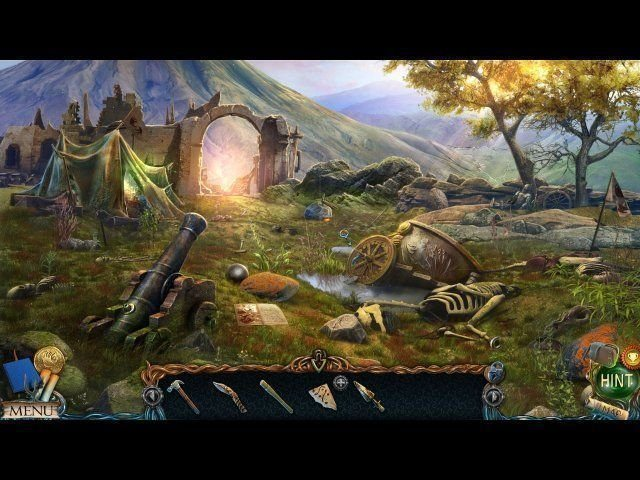 Lost Lands: The Golden Curse - Screenshot 1