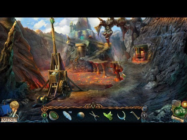 Lost Lands: The Golden Curse - Screenshot 2