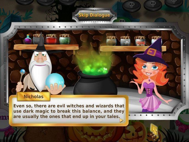 Secrets of Magic: The Book of Spells - Screenshot 3