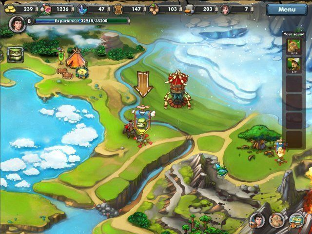 Prehistoric Tales - Screenshot 1