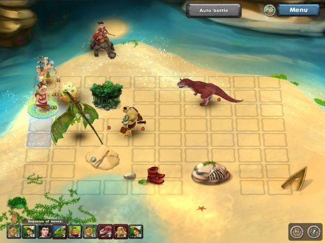Prehistoric Tales - Screenshot 3