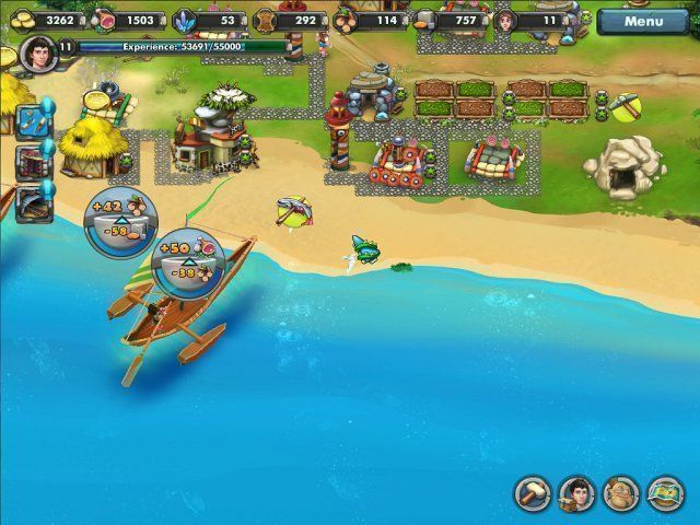 Prehistoric Tales - Screenshot 4