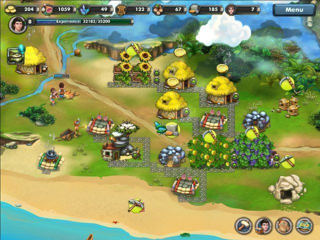 Prehistoric Tales - Screenshot 5