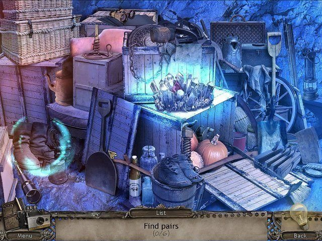Mysteries of the Past: Shadow of the Daemon - Screenshot 3
