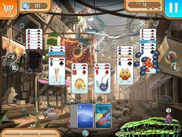 Atlantic Quest: Solitaire - Screenshot 7