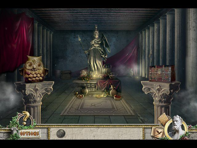 Beyond the Legend: Mysteries of Olympus - Screenshot 2