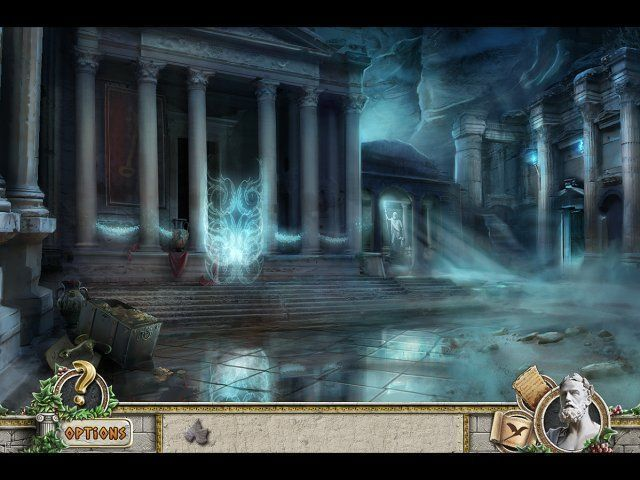 Beyond the Legend: Mysteries of Olympus - Screenshot 3