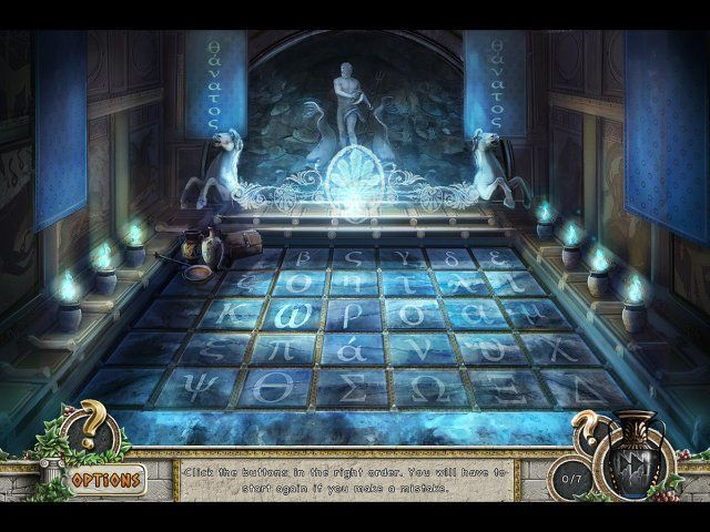 Beyond the Legend: Mysteries of Olympus - Screenshot 5