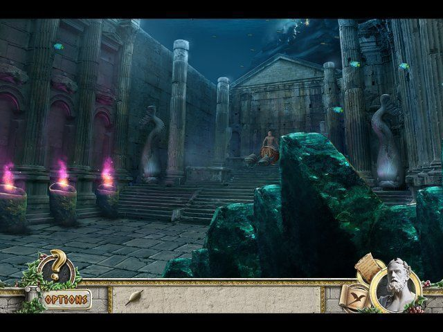 Beyond the Legend: Mysteries of Olympus - Screenshot 6