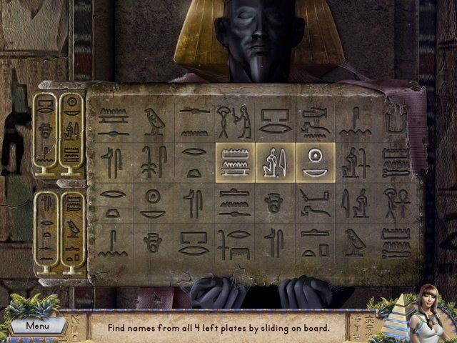 Riddles of Egypt - Screenshot 5