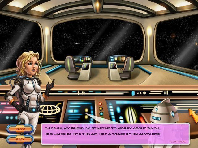 Galaxy Quest - Screenshot 1