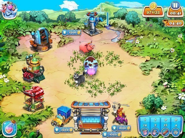 Farm Frenzy: Hurricane Season - Screenshot 1