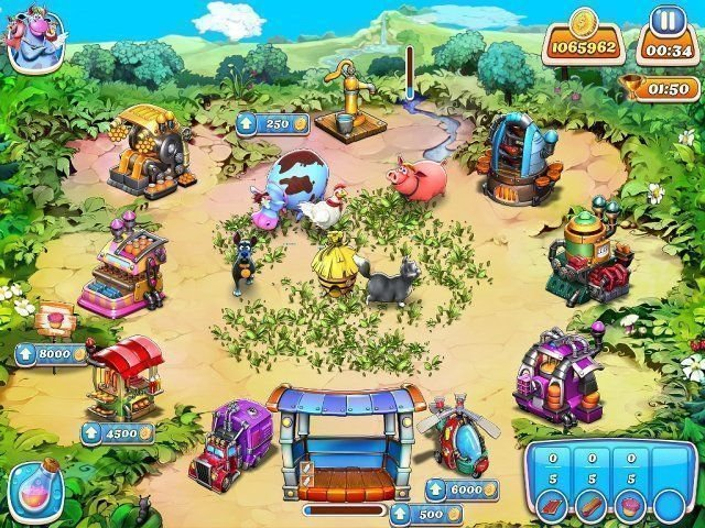 Farm Frenzy: Hurricane Season - Screenshot 2