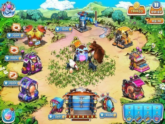 Farm Frenzy: Hurricane Season - Screenshot 3