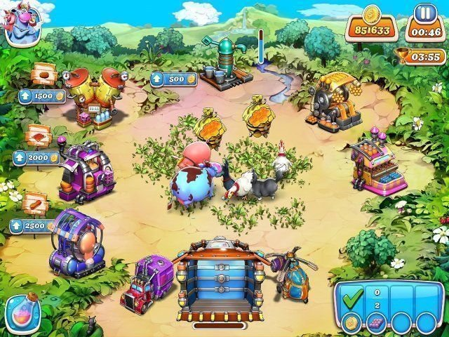 Farm Frenzy: Hurricane Season - Screenshot 4