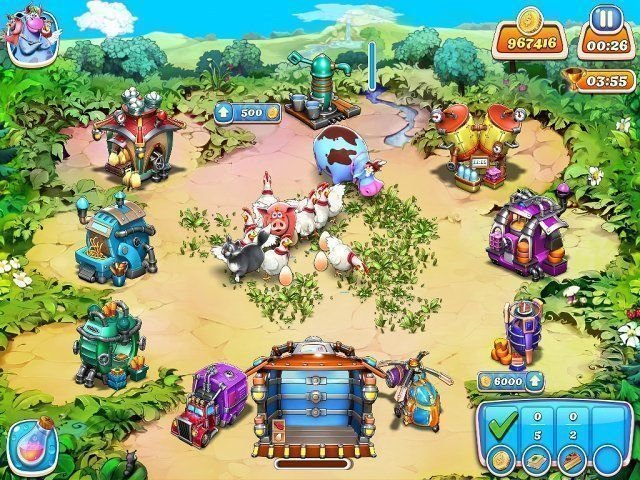 Farm Frenzy: Hurricane Season - Screenshot 6