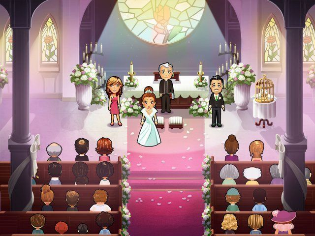 Delicious - Emily's Wonder Wedding - Screenshot 7