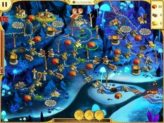 12 Labours of Hercules III: Girl Power - Screenshot 2