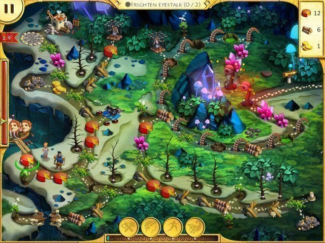 12 Labours of Hercules III: Girl Power - Screenshot 3