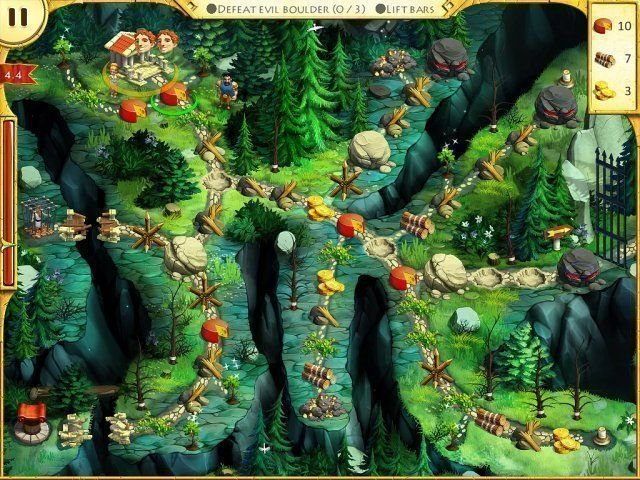 12 Labours of Hercules III: Girl Power - Screenshot 6