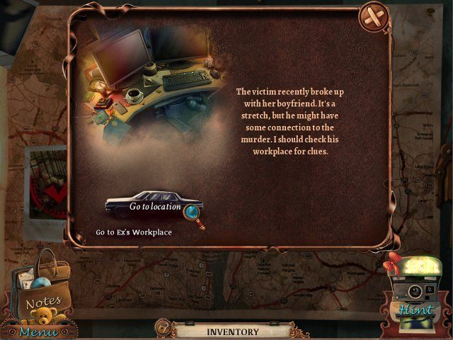 Deadly Puzzles: Toymaker - Screenshot 2