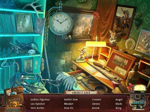 Deadly Puzzles: Toymaker - Screenshot 3