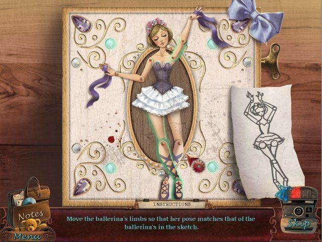 Deadly Puzzles: Toymaker - Screenshot 4