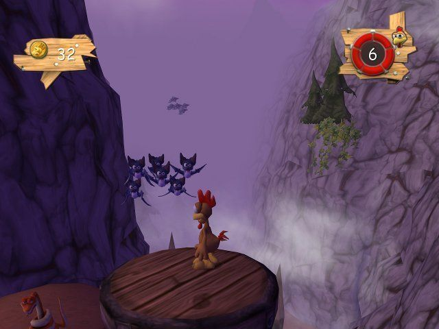 Crazy Chicken Tales - Screenshot 4