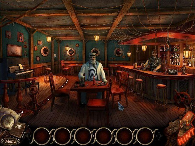 The Cursed Island: Mask of Baragus. Collector's Edition - Screenshot 2