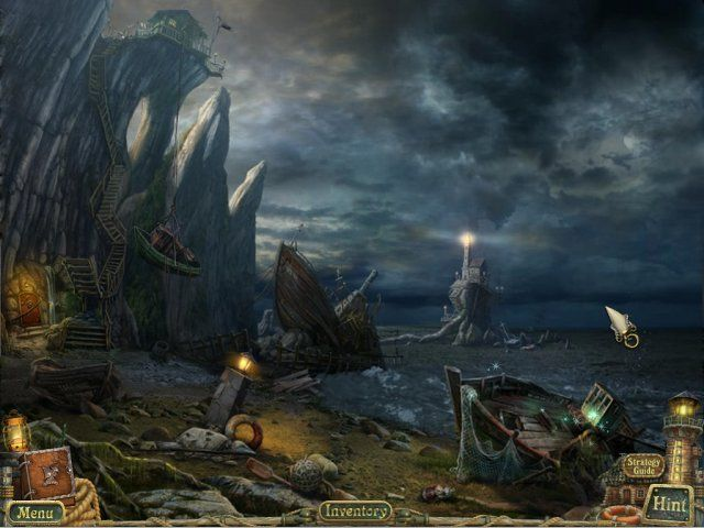 Sea Legends: Phantasmal Light. Collector's Edition - Screenshot 2