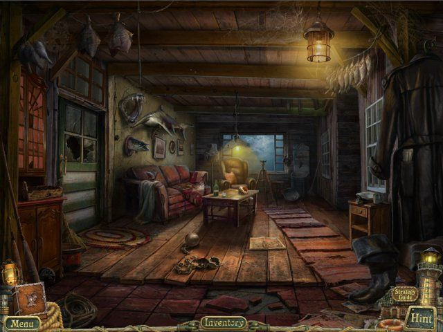 Sea Legends: Phantasmal Light. Collector's Edition - Screenshot 4