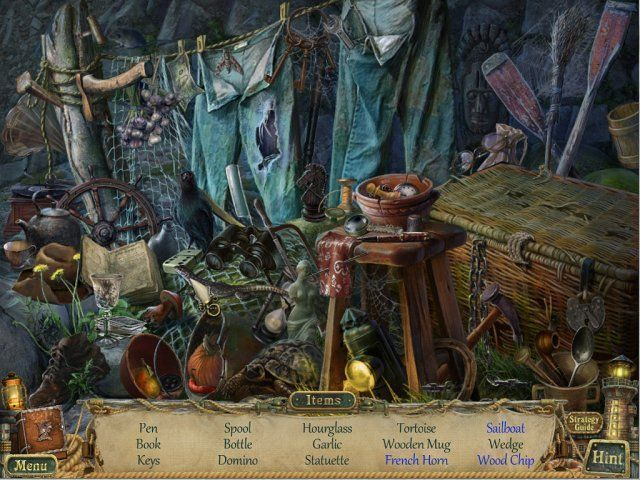 Sea Legends: Phantasmal Light. Collector's Edition - Screenshot 5