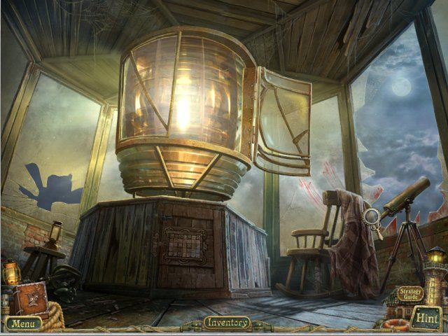 Sea Legends: Phantasmal Light. Collector's Edition - Screenshot 6