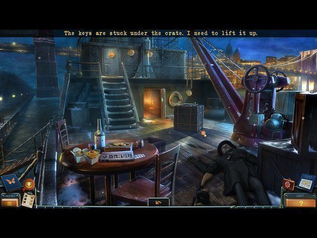 New York Mysteries: Secrets of the Mafia. Collector's Edition - Screenshot 3