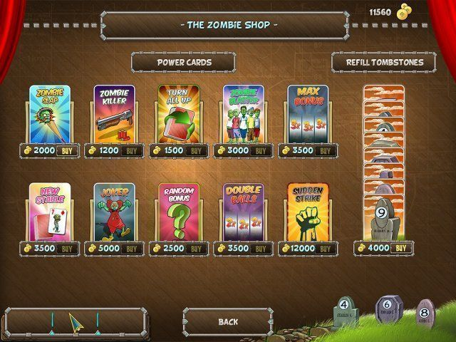 Zombie Solitaire - Screenshot 7