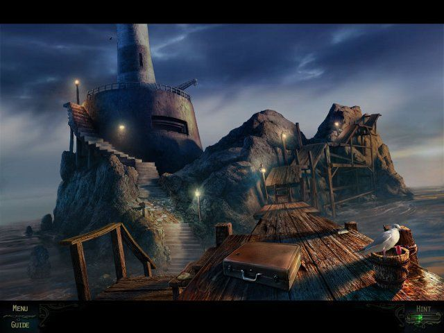Haunting Mysteries: The Island of Lost Souls. Collector's Edition - Screenshot 2