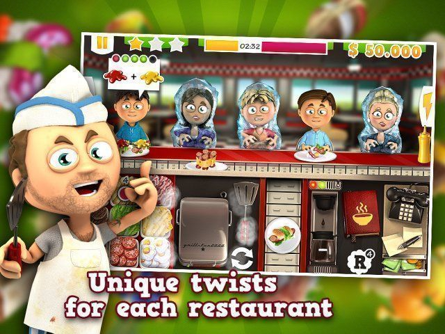 Youda Sushi Chef 2 - Screenshot 3