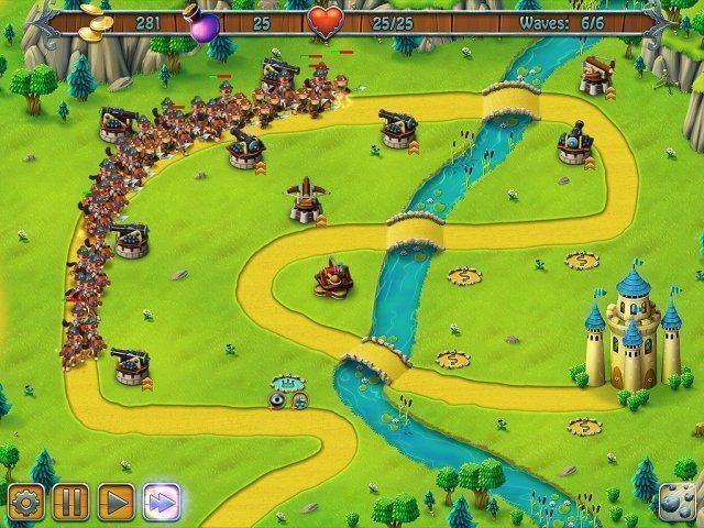 Medieval Defenders - Screenshot 2