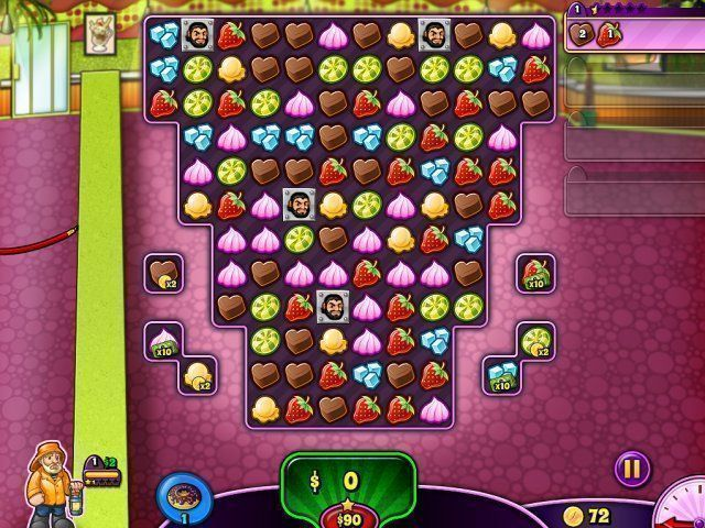Sweet Shop Rush - Screenshot 1