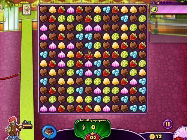 Sweet Shop Rush - Screenshot 2