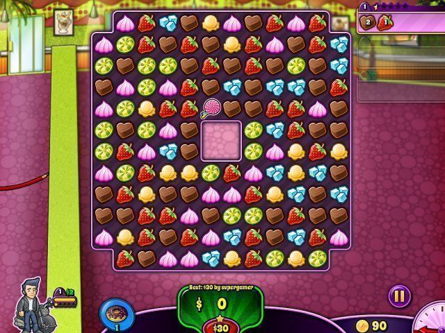Sweet Shop Rush - Screenshot 3