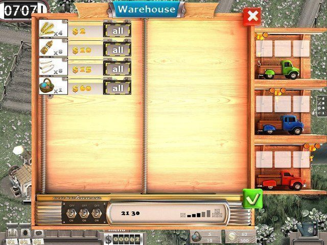 TV Farm - Screenshot 3