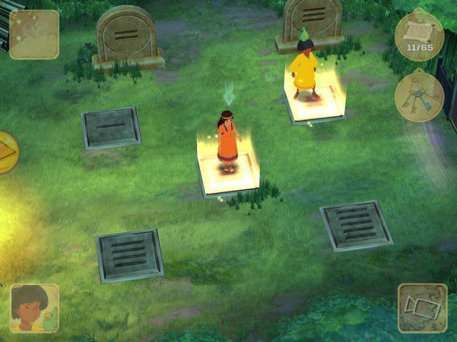 The Mysterious Cities of Gold: Secret Paths - Screenshot 2