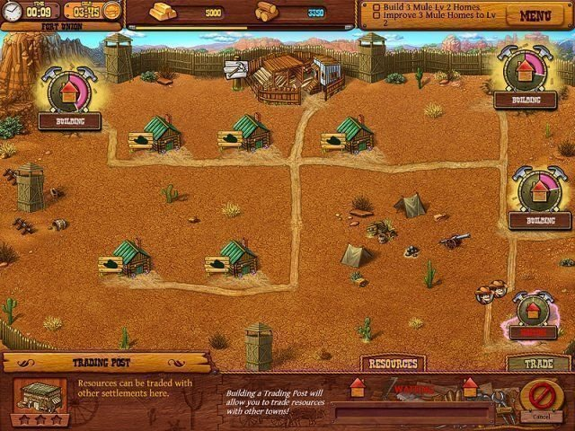 Settlers of the West - Screenshot 7