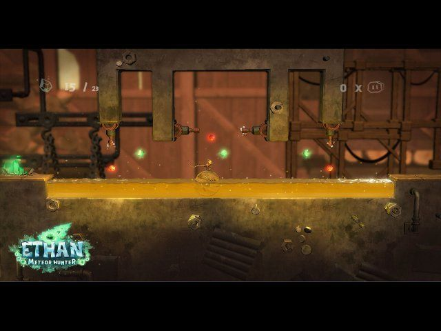 Ethan: Meteor Hunter - Screenshot 3