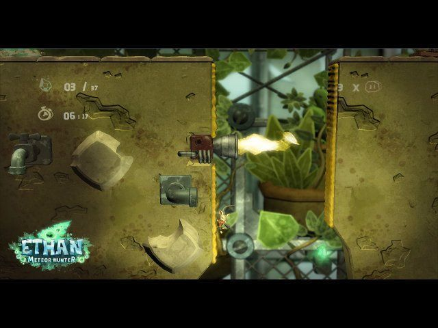 Ethan: Meteor Hunter - Screenshot 5
