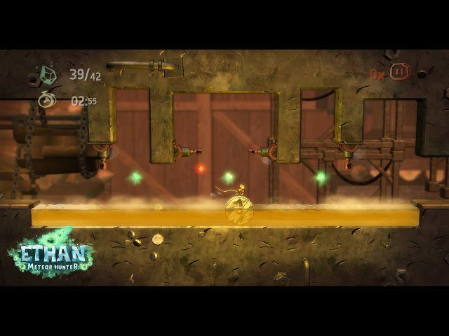 Ethan: Meteor Hunter - Screenshot 7